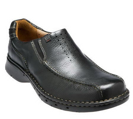 Clarks Men's Unstructured Un.seal Slip-on Shoes