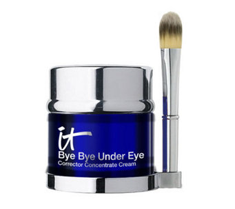 IT Cosmetics Bye Bye Under Eye Corrector Concentrate w/ Luxe Brush - A231718