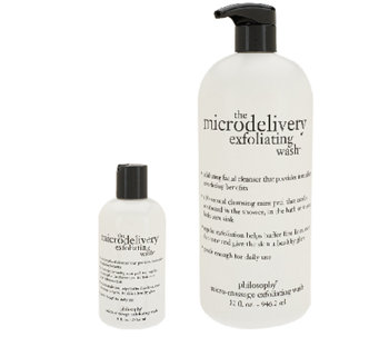 philosophy microdelivery wash home & replenishment - A267218