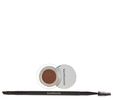 bareMinerals Brow Master Brow Gel & Brow Master Brush