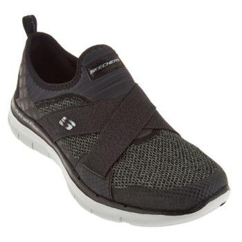 Skechers Cross-Strap Slip-On Sneakers - New Image