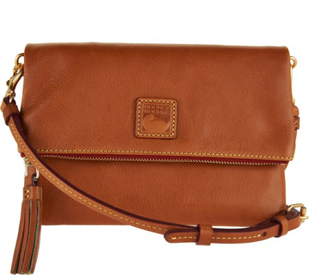 """As Is"" Dooney & Bourke Florentine Zip Crossbody"