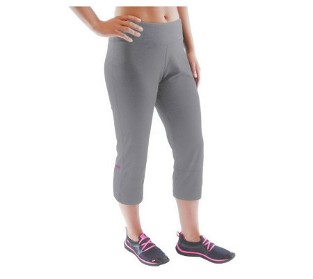 Ryka Women's Fitness Flare Back Crop Pants