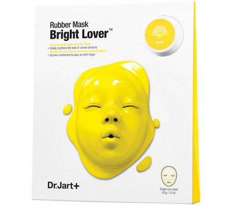Dr. Jart+ Bright Lover Rubber Mask