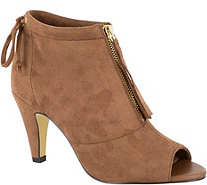 Bella Vita Peep Toe Booties - Nicky II - A360318