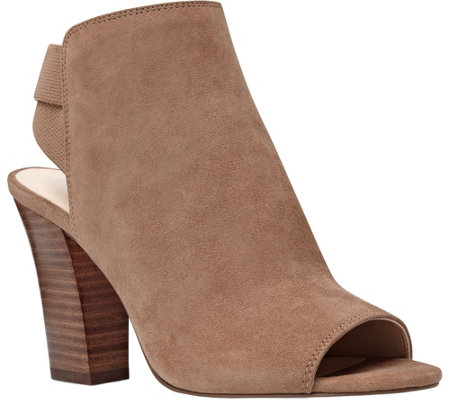 Nine West Leather Booties  - Zoffee