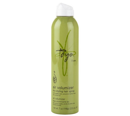TAYA Beauty Copaiba Air Volumizer Dry Styling Hair Spray