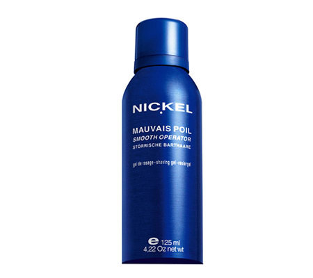 Nickel Skincare Smooth Operator Shaving Gel forMen