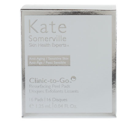 Kate Somerville Clinic-to-Go Resurfacing Peel Pads 16 Count