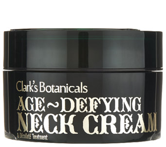Clark's Botanicals Age Defying Neck Cream, 1.7 Auto-Delivery - A268519