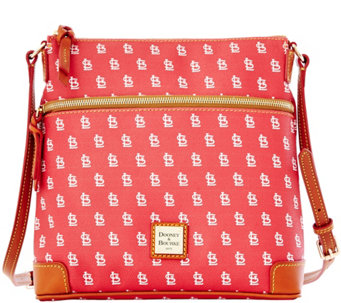 Dooney & Bourke MLB Cardinals Crossbody - A280019