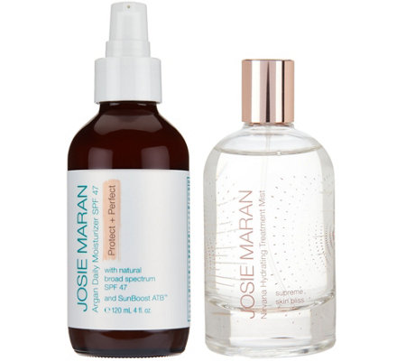 Josie Maran Protect & Perfect & Nirvana Duo