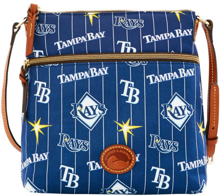 Dooney & Bourke MLB Nylon Rays Crossbody