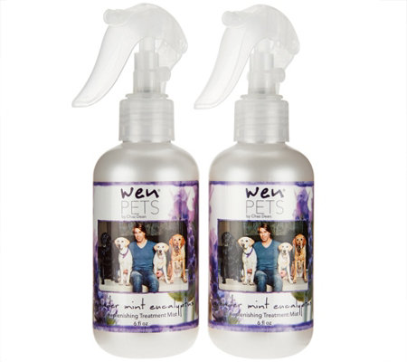 WEN by Chaz Dean 6 oz. Pets Replenishing Mist Duo