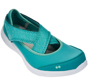 """As Is"" Ryka Slip-on Sneakers with Memory Foam - Mantra - A283519"