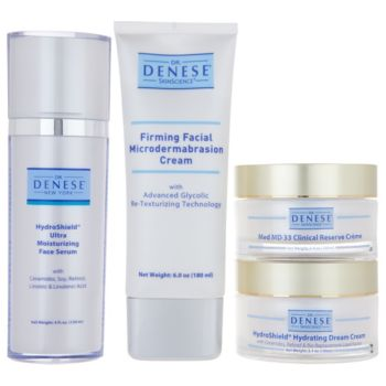 Dr. Denese Super-Size Antiaging Day & Night 4-Piece Kit