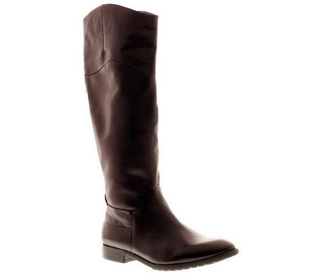 Spring Step's Pinnacle Knee-High Leather Boots
