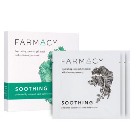 Farmacy Soothing Hydrating Coconut Gel Mask