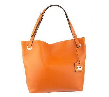 Dooney & Bourke Portofino Medium Grommet Sac