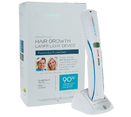HairMax Lux 9 Hair Growth LaserComb
