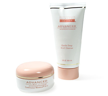 Principal Secret Advanced Cleanser and Moisture Duo
