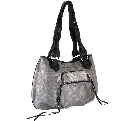 Aimee Kestenberg Pebble Leather Shopper - Sophie