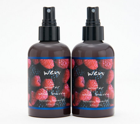 WEN by Chaz Dean Winter Treatment Mist Duo, 6 oz.