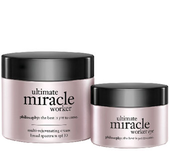 philosophy ultimate miracle worker face & eye duo Auto-Delivery - A286520