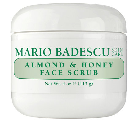 Mario Badescu Skin Care Almond & Honey Face Scrub
