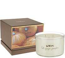 WEN by Chaz Dean 22 oz 3-wick Fall Candle - A302320
