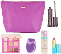 tarte Get Your Skin in Shape 4-Piece Kit w/ Sponge & Bag - A304020