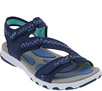 Ryka Adjustable Sport Sandals - Ginger - A306020