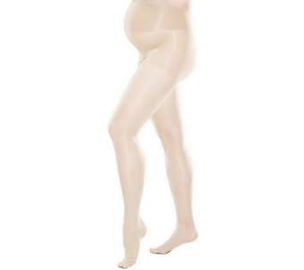 Preggers Maternity Pantyhose with Light Gradient Compression - A324120