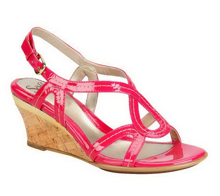 Sofft Paharita Wedge Sandals