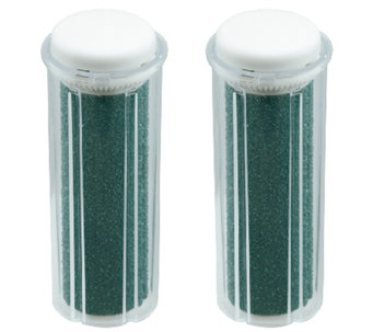 Emjoi Micro-Pedi Xtreme Coarse Refill Rollers -Set of Two - A332820