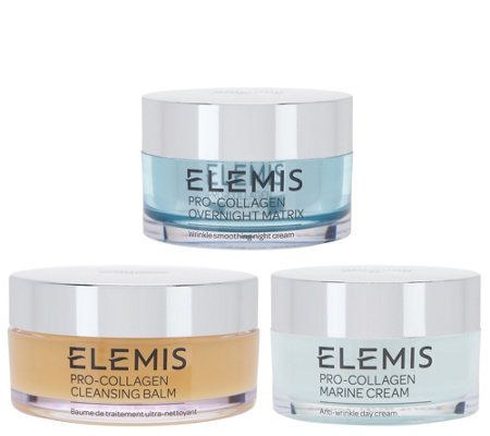 ELEMIS Face The Future 3-Piece Collection Auto-Delivery