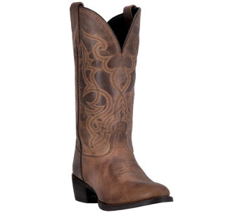 Laredo Leather Western Boots - Maddie - A356520