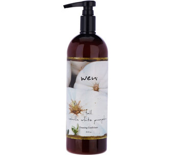 WEN by Chaz Dean 32oz. Fall Cleansing Conditioner Auto-Delivery - A263321