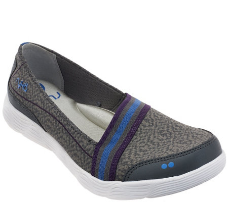 Ryka Slip-on Sneakers with CSS Technology - Swivel Plus