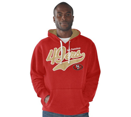 NFL cotton Fleece Pullover Hoodie