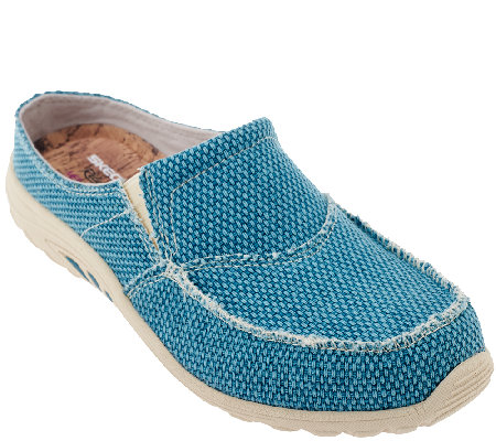"""As Is"" Skechers Canvas Sides w/ Memory Foam - Reggae Fest"