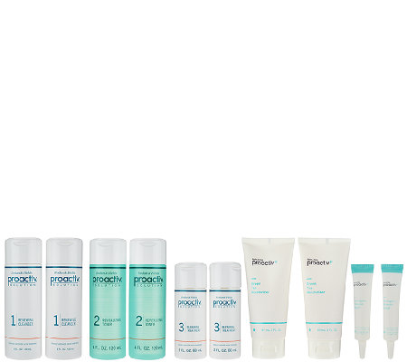 Proactiv Clear Skin 10-Piece Double Up Kit