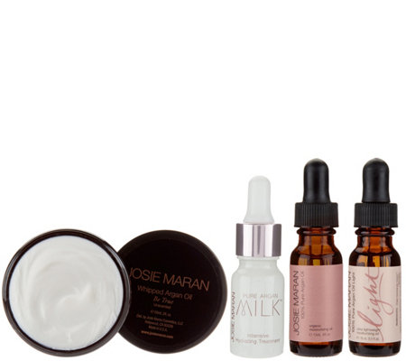 Josie Maran Argan Oil 4-pc Discovery Kit