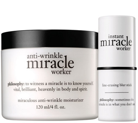 philosophy super-size miracle worker moisturizer & blur stick