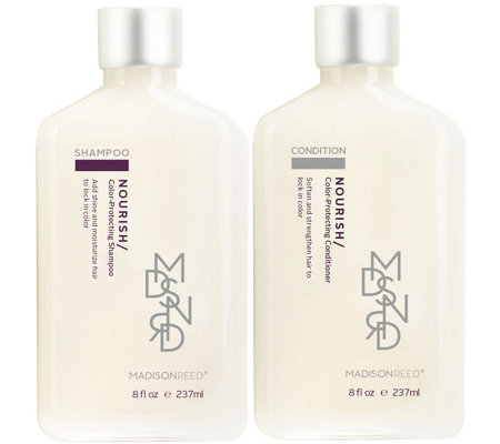 Madison Reed Color Protecting Shampoo and Conditioner