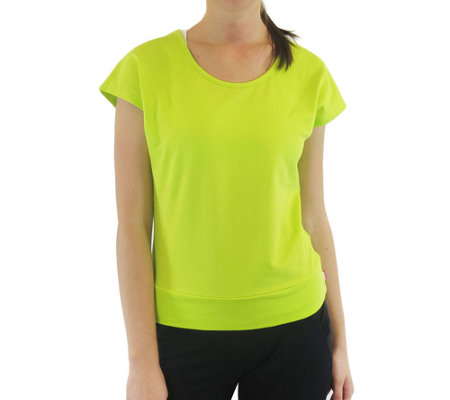 Ryka Open-Back Tee
