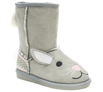 MUK LUKS Kids' Trixie Bunny Boots - A337421