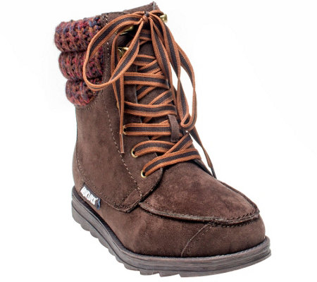 MUK LUKS Women's Polly Boot