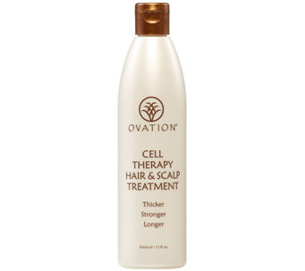 Ovation Cell Therapy Hair & Scalp Treatment,12 fl oz - A341021