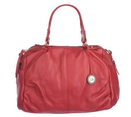 The Sak Kedzie Leather Shopper
